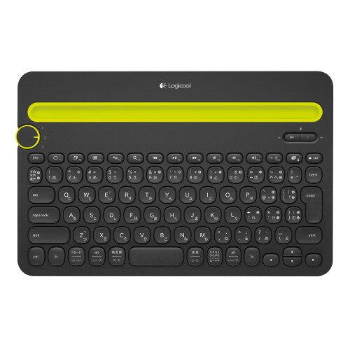 ロジクール K480BK(ブラック) Bluetooth Multi-Device キーボード
