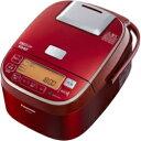 パナソニック SR-PA105-R(レッド) おどり炊き 可変圧力IH炊飯器 5.5合