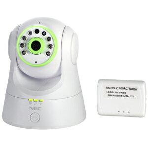 NEC PA-HC100RC/AP Aterm 11n対応ネットワークカメラ Wi-Fiアクセスポイントセット