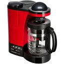 パナソニック NC-R400-R(レッド) ミル付き浄水コーヒーメーカー