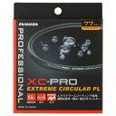 е╧епе╨ CF-XCPRCPL77 XC-PRO еиепе╣е╚еъб╝ер е╡б╝енехещб╝PLе╒егеые┐б╝ 77mm