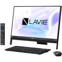 NEC PC-DA570HAB(ファインブラック) LAVIE Desk All-in-one 23.8型液晶 TVチューナー搭載