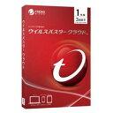 トレンドマイクロ ウイルスバスター クラウド 1年版1年版 Win&Mac&Android TICEWWJCXSBUPN3700Z