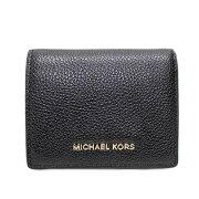MICHAEL KORS 32T7GM9D1L(ブラック) マイケルコース Michael kors パスケース付きカード入れ