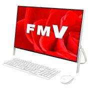 富士通 FMVF52B3W2(ホワイト) ESPRIMO FHシリーズ 23.8型液晶