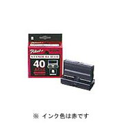 ブラザー QS-S30R スタンプサイズ35赤 70*9MM