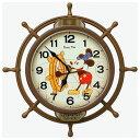 セイコー FW583A キャラクター掛け時計 ミッキーマウス