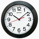 セイコー KX241K(黒メタリック) スタンダード掛け時計