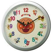 リズム時計 4KG713-M19 アンパンマンM713 掛け時計