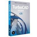 キヤノンITソリューションズ TurboCAD v26 DELUXE 日本語版