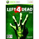 【16時までのご注文完了で当日出荷可能!】【あす楽対応_関東】【送料区分A】【在庫あり】エレクトロニック・アーツ Xbox360 LEFT 4 DEAD(レフト 4 デッド) PWC-00005