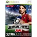 【16時までのご注文完了で当日出荷可能!】【あす楽対応_関東】【送料区分A】【在庫あり】コナミ Xbox360 WORLD SOCCER Winning Eleven 2009 VK018-J1