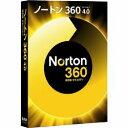 SYMANTEC ノートン 360 バージョン 4.0 1ユーザー(同一世帯PC3台利用可能)