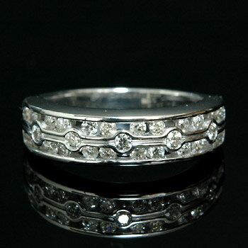 K18 ダイヤモンド リングK18ホワイトゴールド・K18ピンクゴールド・K18イエローゴールド プレゼントにもおすすめ