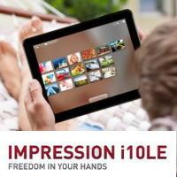 【送料無料】IMPRESSIONインプレッション4:3表示9.7インチIPSマルチタッチAndroid4.0アンドロイドタブレット【8GBモデル】I10ALE-8GI10ALE8G【楽天スーパーSALE】