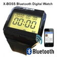 【送料無料】X-BOSS Bluetooth ハンズフリー機能付きデジタルスマートウォッチ 腕時計 定価12,800円(税込)