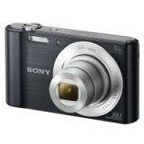 【】SONY ソニー デジタルカメラ Cyber-shot(サイバーショット) 有効2010万画素のSuper HAD CCDセンサーを搭載したエントリー向けコンパクトデジカメ DSC-W810(B-