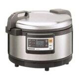 【お取り寄せ商品送料無料】PANASONIC パナソニック 3.6L 5合〜2升 業務用IHジャー炊飯器 SR-PGB36P SRPGB36P