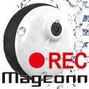 【送料無料】Pauhana バイクや自転車にも装着可能!重量わずか16グラム 世界最小クラスのドライブレコーダー(ドラレコ)MAGCONN(マッコン)PH-MDR PHMDR