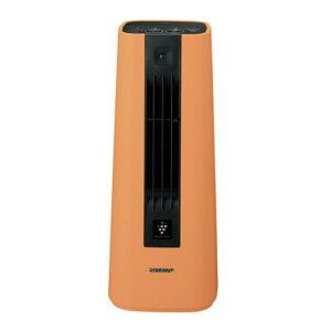 【送料無料】SHARP シャープ 人感センサー搭載のプラズマクラスターセラミックファンヒーター HX-ES1(D-オレンジ系) HXES1D