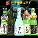 日本酒 飲み比べセット 大吟醸 金賞受賞酒 300ml×5本...