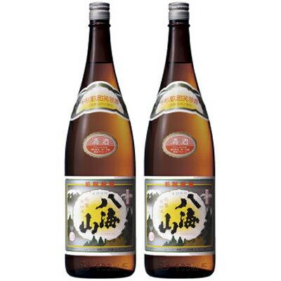 八海山普通酒18L日本酒2本セット