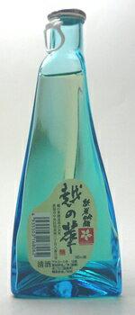 越の華 純米吟醸ブルー180ml(2015年4月)