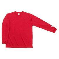 CONVERSE 5S ロングスリーブTシャツ (CB251324L) [色 : レッド] [サイズ : 2XO]【smtb-s】の画像