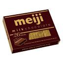 ショッピングチョコ 明治 ミルクチョコレートBOX 26枚【入数_6】【smtb-s】