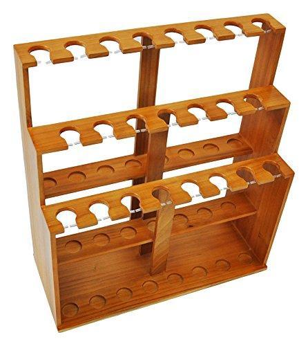 ウェルファン 杖用 木製什器(23本用)【smtb-s】