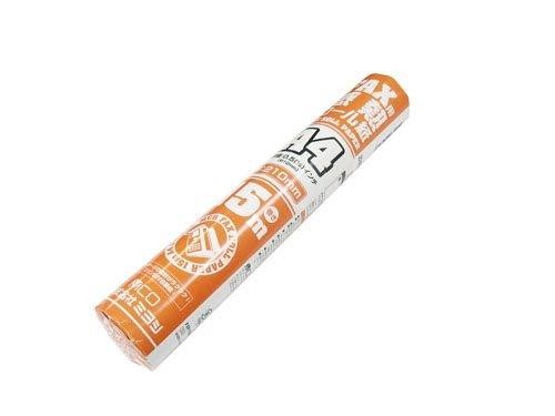 ミヨシ FAX用感熱ロール紙 A4 0.5インチ 15m 1本 FXR15AH-1 ( FXR15AH-1 )