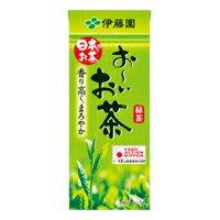 伊藤園 テトラパックおーいお茶250ml×24本 (9700)