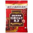 UHA味覚糖 特濃ミルク8.2あずきミルク 93g【入数:6】【smtb-s】