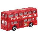 迷你车 - タカラトミー 095 ロンドンバス
