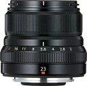 照相機, 光學機器 - 富士フイルム フジノンレンズ XF23MMF2 R WR B(F XF23MMF2 R WR B)【smtb-s】