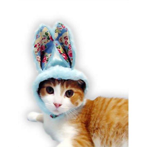 プリンカンパニー ウサギさんのお帽子 (ブルー)【smtb-s】