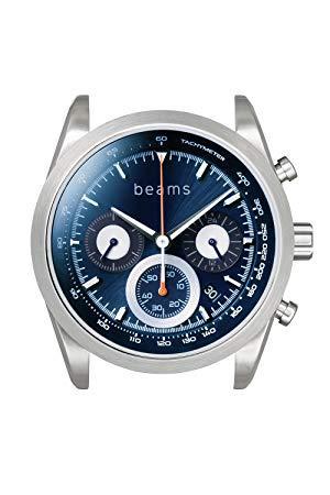 SONY(ソニー) WNWHCS02S wena wrist Chronograph Solar Silver beams edition WNW-HCS02/S beamsモデル【smtb-s】