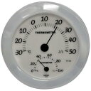 CRECER (クレセル) 家庭用 温度・湿度計 CR223WD【smtb-s】