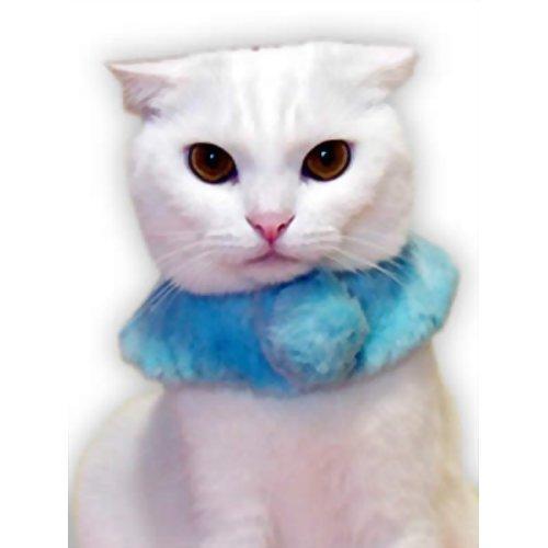 プリンカンパニー キャットプリン ウサギさんのショール ブルー(1枚入)【smtb-s】