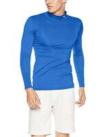 PUMA (プーマ ) プーマ コンプレッション モックネック LS シャツ 品番:656331 カラー:ELECTRIC BLUE(02) サイズ:3XL【smtb-s】の画像