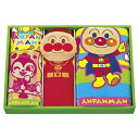 Gift Box アンパンマン パペットギフト タオルセット AP-23504【smtb-s】