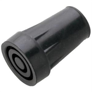 ひまわり ささえステッキ用杖先ゴム V4型タイプ用 黒 V09952