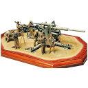 """タミヤ 88mmホウNアフリカ 1/35 ミリタリーミニチュアシリーズ No.283 ドイツ 88ミリ砲 Flak36 """"北アフリカ戦線""""【smtb-s】"""