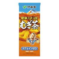 伊藤園 健康ミネラルむぎ茶250mlx24パック (4444)【smtb-s】