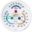 エンペックス気象計 エンペックス 快適モニター(温度・湿度・不快指数計) CM-6381