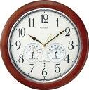 リズム時計 ネムリーナインフォートW 8MY464-006