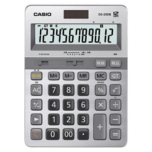【まとめ買い10個セット品】電卓 DS-20DB...の商品画像