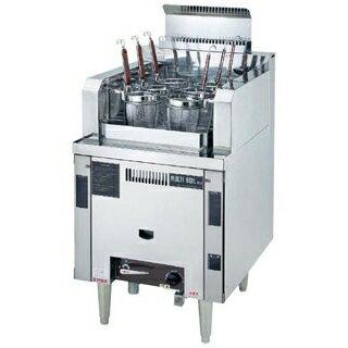 【業務用】ガス式 自動 ゆで麺機 マルチ・ボイル NSU-6-60H LP【 メーカー直送/後払い決済不可 】