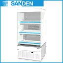 【業務用】冷蔵ショーケース サンデン オープンタイプ RSG-H650LM 【 HOT&COLDタイプ ノンフロンCO2冷媒 】 【 メーカー直送/代引不可 】