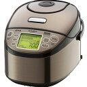 【送料無料】【最新機能/10合炊き】三菱電機[MITSUBISHI]IHジャー炊飯器 圧力タイプの炭炊釜 プレシャスブラウン NJ-UX18-T【smtb-TK】